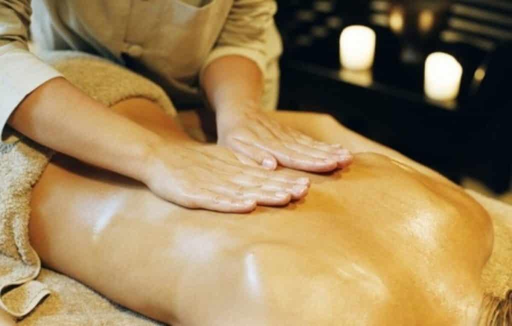 медовый массаж от остеохондроза
