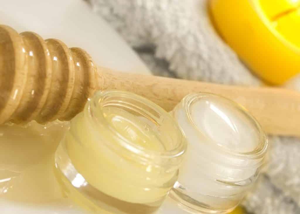 мед с маточным молочком внешний вид