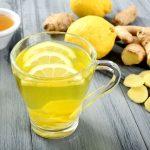 имбирь корица лимон мед