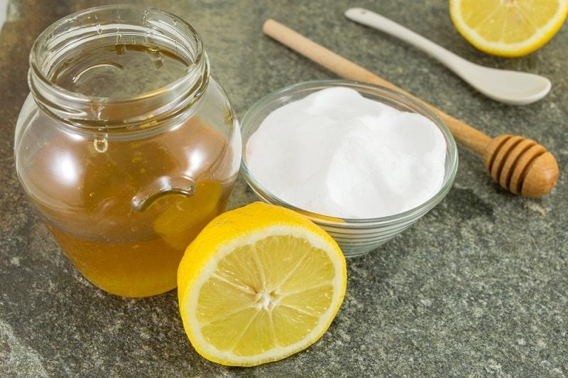 сода и мед
