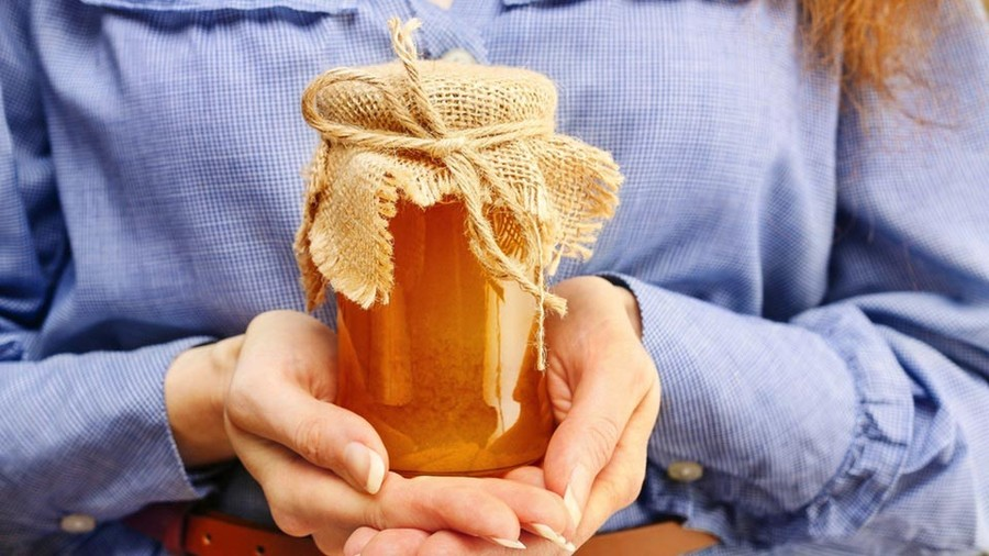 мед и мама