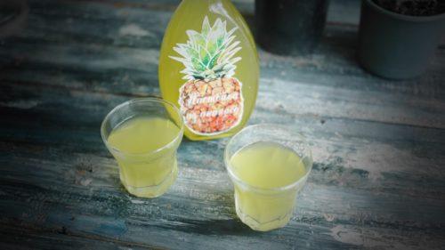 ананасовая настойка