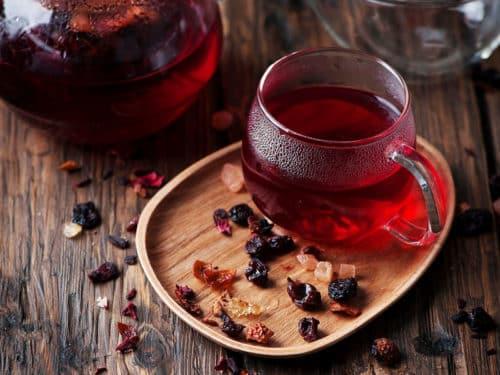 чай из каркадэ